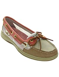 Angelfish in Linen/washed Red/platinum By Sperry Top Sider