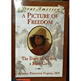 A picture of Freedom: The diary of Clotee, a slave girl (Dear America) (0439381096) by McKissack, Pat