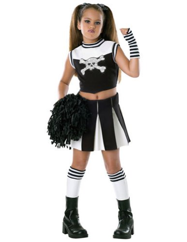 Bad Spirit Costume - Medium front-501965