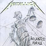 ...And Justice For All by Metallica (1990) Audio CD