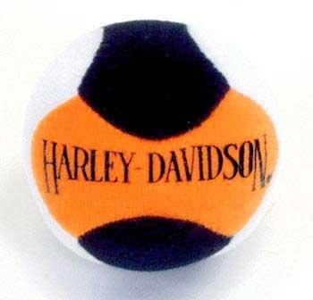 C Cat Harley Toy – Plush Ball