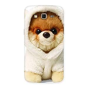 Ajay Enterprises Boo Dog Multicolr Back Case Cover for Samsung Galaxy Grand 2