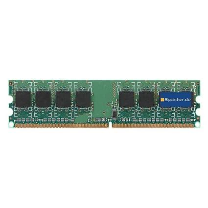 4GB mémoire pour Asus DSBF-D/SAS DDR2 FB DIMM 667MHz PC2-5300F