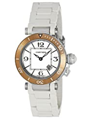 Cartier Women's W3140001 Pasha Seatimer Watch