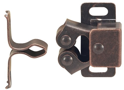 Hardware House 64-4567 Contractor Pack Roller Catch, Brown, 10-Pack (House Hardware compare prices)