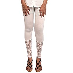 Sanmarsh Womens lace Leggings