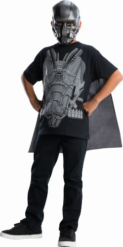 Man of Steel - Superman General Zod Youth Costume T-shirt w/cape T-Shirt
