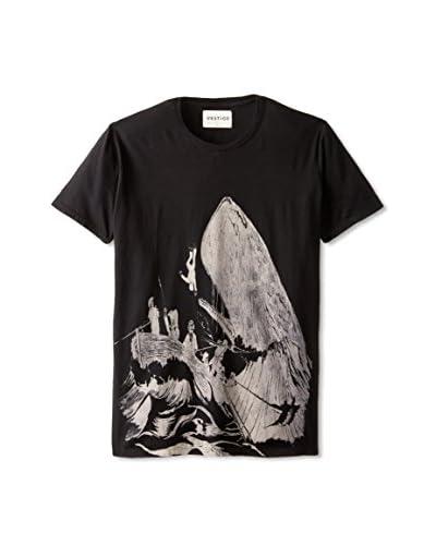 Vestige Men's Jonah Whale Short Sleeve T-Shirt