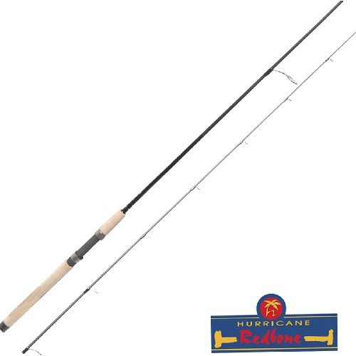 Fishlander rods hurricane redbone heavy spin rod 7 feet for Redbone fishing rods