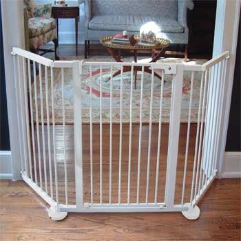 Cardinal Gates Wood VersaGate Pet Gate