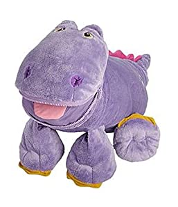 Personalized Stomper the Dinosaur Stuffie for Kids