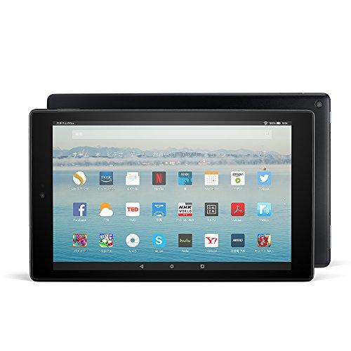 Amazon「Fire HD 10 タブレット」4,200円オフの11,780円(10/22まで)