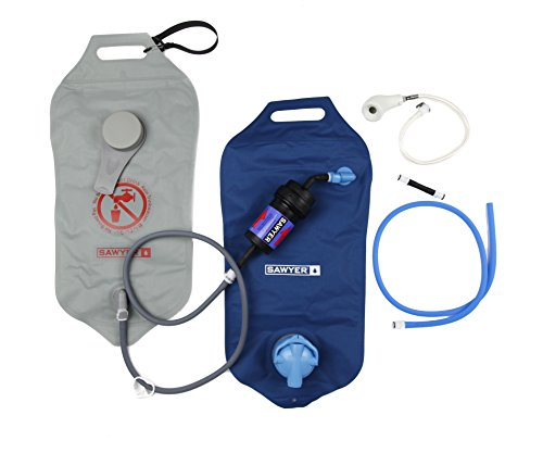 Sawyer-Products-SP194-Complete-Dual-Bag-002-Micron-Water-Purifier-System-4-Liters-Each