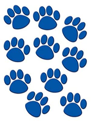TEACHER CREATED RESOURCES 30ct Paw Print Accents