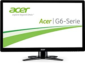 "ACER G226HQLIbid 54,6 cm (22"") 16:9 Full-HD moniteur avec DVI+HDMI et 2ms"