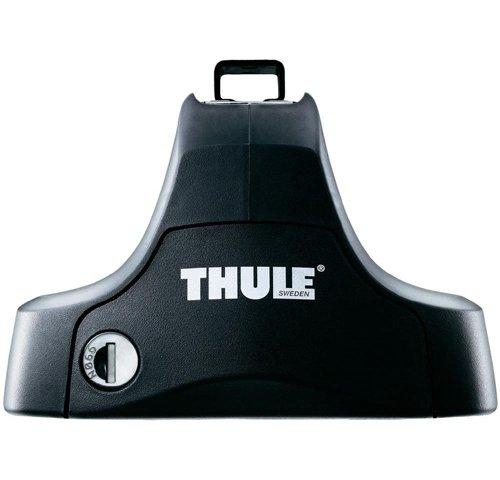 THULE スーリー ベースキャリア TH754 ラピッドルーフオンフットセット TH754