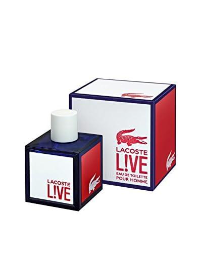 Lacoste Men's Live Eau de Toilette Spray, 1.3 fl. oz.