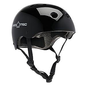 Pro Tec Classic Helmet Gloss Black - Large