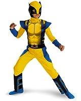 Disguise Inc Boys Wolverine Origins Classic Child Costume