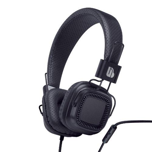 Urban Beatz Verse Headphone With Mic - Black (M-Hm810)