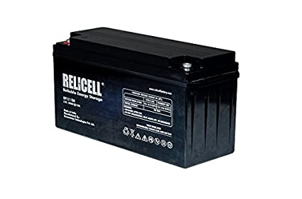 Relicell 12V 240AH UPS Battery