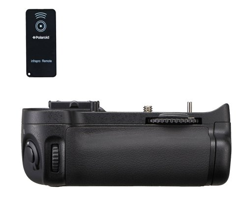Polaroid Wireless Performance Battery Grip For Nikon D7000 Digital Slr Camera - Remote Shutter Release Included... Black Friday & Cyber Monday 2014