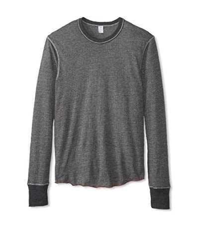 Alternative Men's Feeder Long Sleeve Crew Neck Sweater