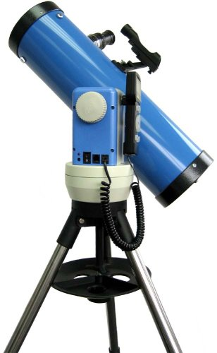 Ioptron Smartstar-A-N114 8603B Gps Computerized Telescope With Dual Altaz/Eq Mount (Astro Blue)
