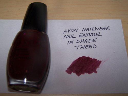 Avon Nailwear Nail Enamel in Shade Tweed (Avon Bath Paint compare prices)
