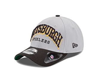 NFL Pittsburgh Steelers Arch Mark Classic 39Thirty Cap by New Era