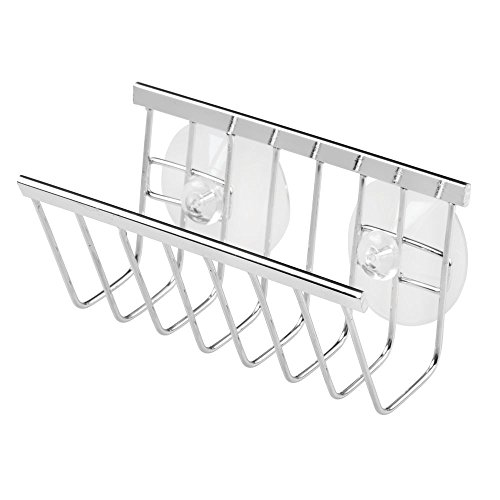 interdesign-gia-kitchen-sink-suction-soap-sponge-and-scouring-pad-holder-polished-stainless-steel