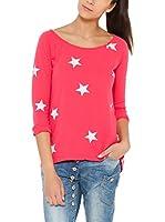 TANTRA Camiseta Manga Larga (Rosa)