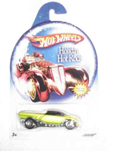 2007 Holiday Hot Rods Jester Collectibles Collector Car Mattel Hot Wheels