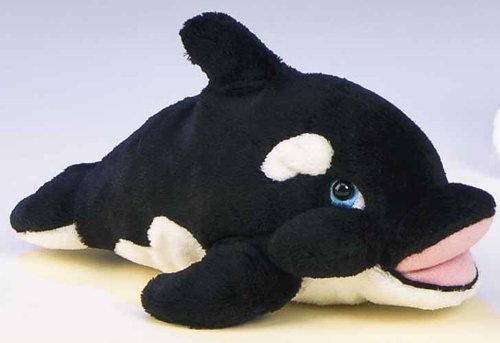 Stuffed Soft Whale for Infants and Children Washable Plush.