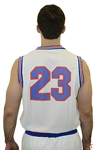 Space JAM Basketball Jersey Shorts Set 23 Tune Squad Jordan shirt