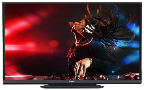 Sharp 6-Series LC60LE650U 60-Inch 1080p 120Hz LED Smart TV