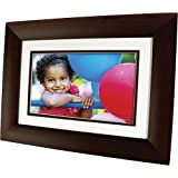 Hewlett Packard - HP DF1010P1 10.1in LCD Digital Photo Frame, 16