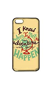 When I Met You Mobile Case/Cover For Apple iPhone 5S