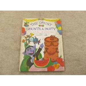 The Count counts a party: Featuring Jim Henson's Sesame Street muppets