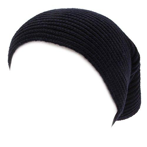 6974O Gorro BULLISH blu scaldacollo- cappello hat-neckwarmer [Taglia Unica]