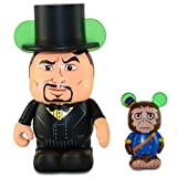 Disney Oz The Great And Powerful Series Vinylmation Figure Set - 3'' Oscar Diggs With 1 1/2'' Finley