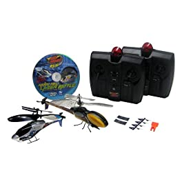 41oEjuBqskL. SL500 AA280  Air Hogs Battling Havoc Heli, Havoc vs Yellow Stinger   $32 Shipped