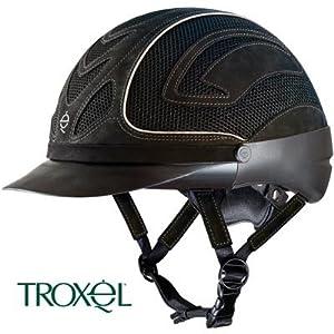 Troxel Venture Western Helmet Medium Black