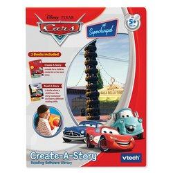 VTech - Create-A-Story - Cars - 1