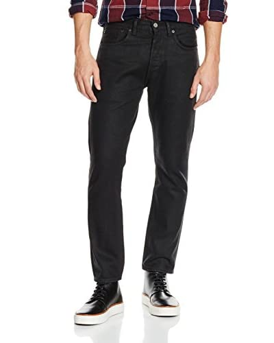 Levi's Pantalón 501® Customized Tapered Negro