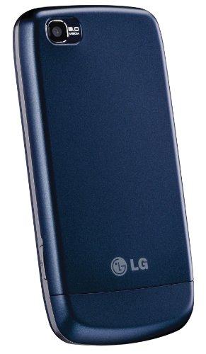 LG Sentio GS505 Phone, Navy Blue (T-Mobile)