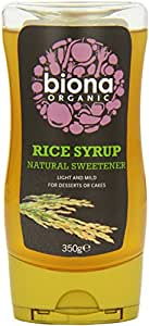 Org Rice Syrup - Size: 350g