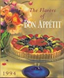 img - for The Flavors of Bon Appetit by Bon Appetit Editors (1994-09-27) book / textbook / text book