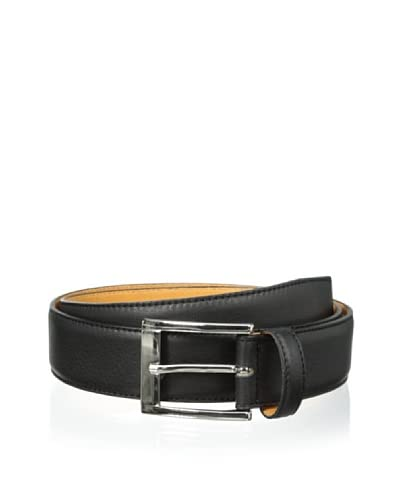 Leone Braconi Men's Sauvage Bullskin Belt
