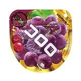 味覚糖 コロロ グレープ (40g)